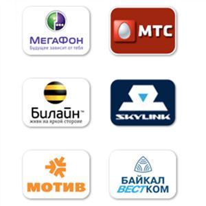 Операторы сотовой связи Смирныха