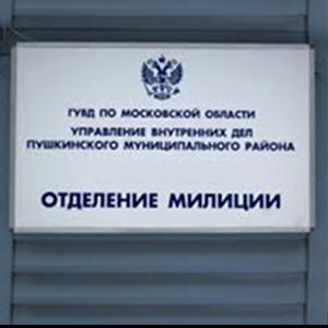 Отделения полиции Смирныха