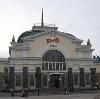 Железнодорожные вокзалы в Смирныхе