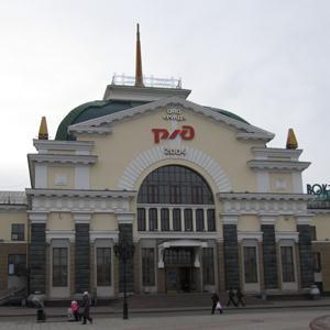 Железнодорожные вокзалы Смирныха
